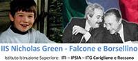 logo_Nicholas Green-Falcone e Borsellino
